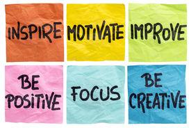 motyvacija darbui, įkvėpimas